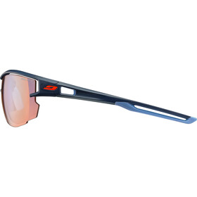 Julbo Aero Zebra Light Red Zonnebril, dark blue/blue-multilayer blue